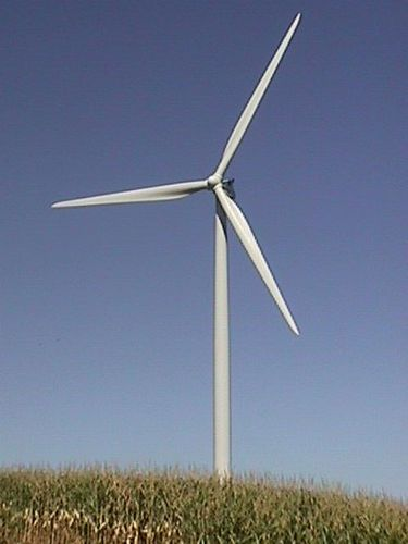 Texas Awarded Wind-Turbine Research Center